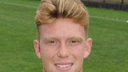 Conor Marshall has swapped Boston United for the Linnets. Picture: BOSTON STANDARD