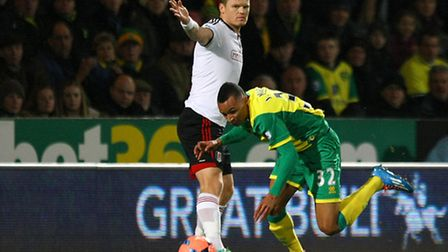 Norwich City wide player Jacob Murphy is wanted by League One Colchester on loan. Picture by Paul Ch