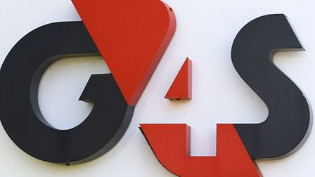 G4S. Photo: PA Wire