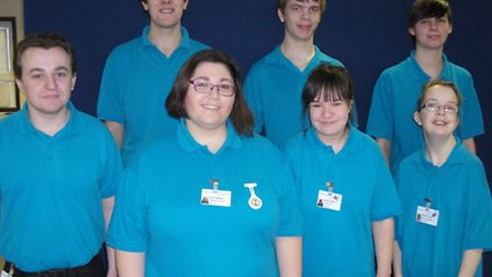 Work placements available through Project SEARCH at the Queen Elizabeth Hospital in King's Lynn