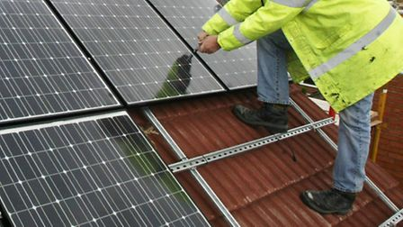 People in Norwich could be in with a chance of getting cheaper solar panels.