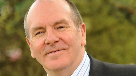 Dick Palmer, Group CEO Transforming Education in Norfolk. Picture: Denise Bradley
