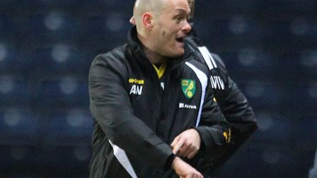 Norwich manager Alex Neil is taking nothing for granted against Wigan. Picture by Paul Chesterton/Fo