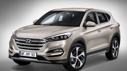Hyundai's Tucson is set to redefine its mid-size sport utility vehicle and will replace the ix35.