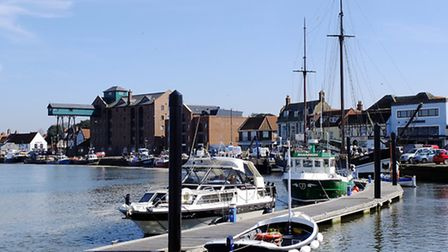 Wells, where a dementia-friendly community initiative has been launched. Picture: Chris Bishop