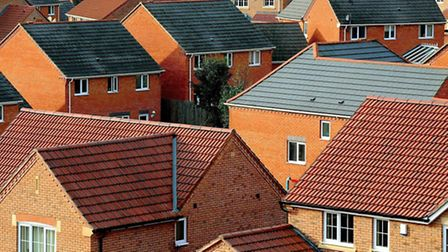 File photo dated 22/01/08 of houses in south Derbyshire as seven in 10 people believe the difficulty