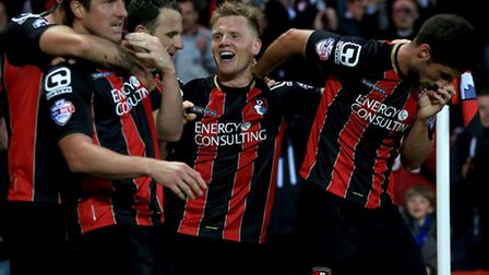 Bournemouth made no mistake to consign Norwich City to the Championship play-offs by beating Bolton