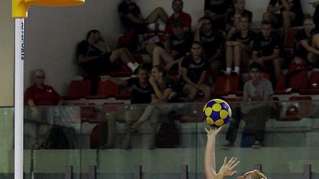 The University Korfball World Cup takes place at the UEA in Norwich from April 16-18. Pictures: MARC