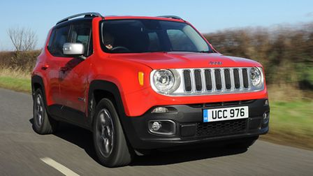 Small but not soft: Funky Jeep Renegade is happy on road and surprisingly capable when the going get
