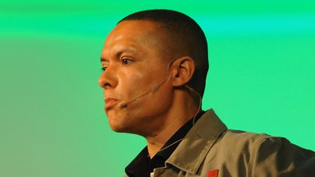 Labour candidate for Norwich South, Clive Lewis. Picture: DENISE BRADLEY