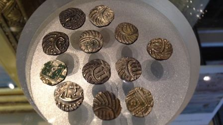 Coins on show at Lynn Museum: Submitted