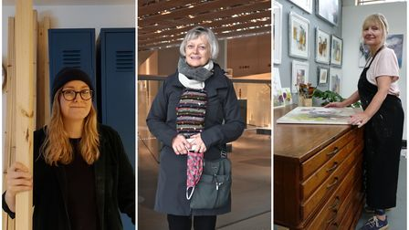The Babylon Gallery has announced the names of the five artists commissioned to produce workfor their 'No Frost at Night' springexhibition.