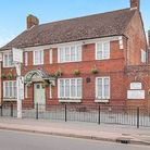 King William guest house in High Street, March, where a bid to convert it to a veterinary practice has been submitted to...