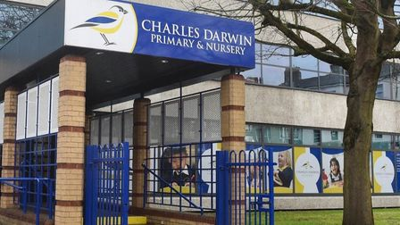 Charles Darwin Primary in Norwich.
