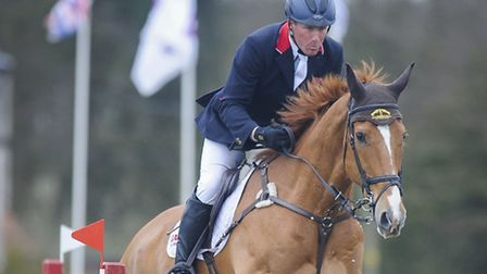 Action from day 3 of Burnham Market Horse Trial 2015 - Oliver Townend on Armada. Picture: Matthew Us