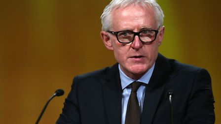 Norman Lamb has apologised that some of his campaigning letters did not have the correct postage pai