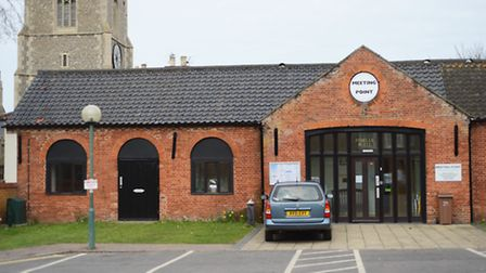 The Meeting Point in Dereham was burgled at the weekend. Picture: Ian Burt