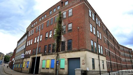 The complex of former Eastern Electricity buildings on Duke Street in Norwich. Photo: Bill Smith