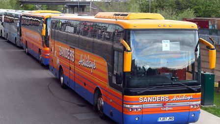 Thousands of fans have already booked places on coaches and minibuses going to the play-off final.