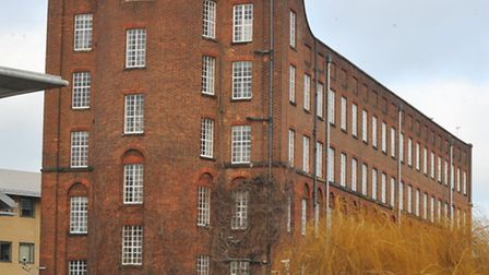 White Space is an open plan collaborative work space on the second floor of St James' Mill, Norwich.