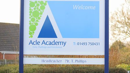 Acle Academy. Picture: James Bass
