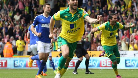 Norwich City's play-off semi-final success against Ipswich will stand the Canaries in good stead for