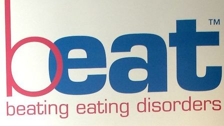 Eating disorder charity Beat.