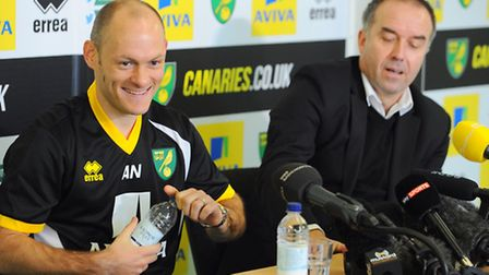 Norwich City chief executive David McNally is backing Alex Neil's squad in the Championship play-off