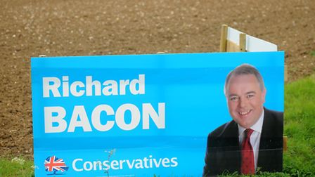 Signs up for Richard Bacon ahead of the General Election.