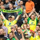 Norwich City fans could find it tough to get back from Wembley if a rail strike goes ahead. Picture: