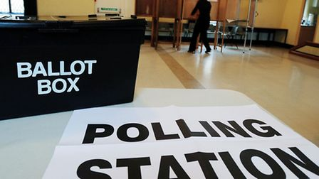Refresh this page throughout the night for live Election results across Norfolk and Suffolk.