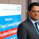 James Paget University Hospital surgeon is one of a team who are flying out to help survivors of the