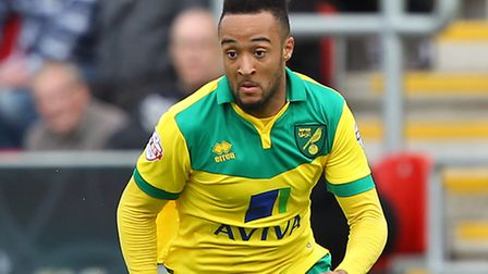 Norwich City midfielder Nathan Redmond knows the pain of play-off football. Picture by Paul Chestert