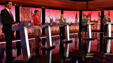 Have you seen any of the live TV debates ahead of the General Election?