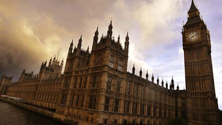 Houses of Parliament. Photo: PA