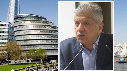 London Assembly's Unmesh Desai warning of evictions