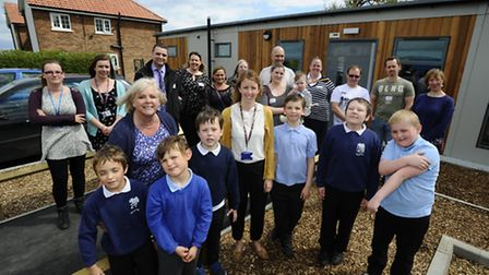 Sidestrand Hall special school opens it newly built Aspergers unit pictured is Picture: MARK BULLIMO