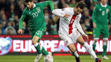 Norwich City's Republic of Ireland international Wes Hoolahan is ready to play his part against Scot