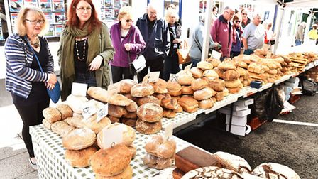 Beccles Food and Drink Festival 2015.Picture: James Bass