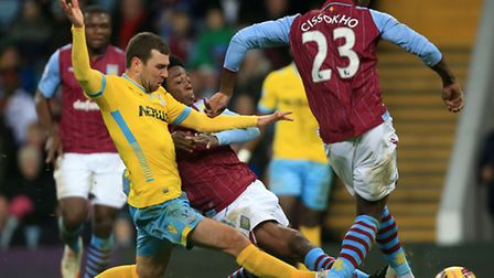 Crystal Palace's James McArthur is backing Alex Neil to carry on his good work at Norwich City in th