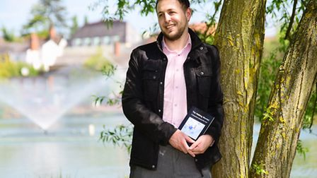 Aron Bennett who has written a memoir called the Walking Worried, about his experiences with obsessi