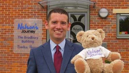 Former Norwich South MP Simon Wright is Nelson's Journey's new CEO