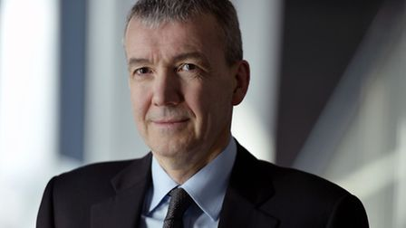 David Nish, who is to stand down after six years at the helm of insurer Standard Life. PRESS ASSOCIA
