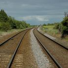 Future Voices - train tracks. Photo by Beth Ashby, 15, from Attleborough