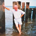 Supplied pictures of former Lowestoft Journal editor George Smallman.