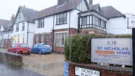 St Nicholas Care Home in Sheringham which stopped being a nursing home and is now a residential home
