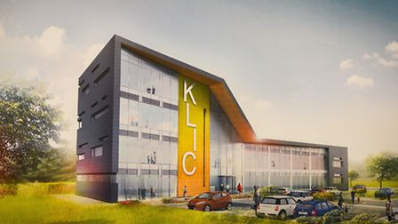 A new King's Lynn Innovation Centre (KLIC) has been announced on the former muck works site in Sout