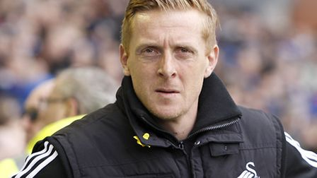 Garry Monk has had an outstanding start to life as a young boss in the top flight. Picture: PA