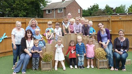 Beaupre Under 5's outstanding Ofsted report: Picture submitted