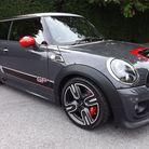 Simon Cowell's MINI John Cooper Works GP II, which was a prize onThe X Factor, is now for sale at Br